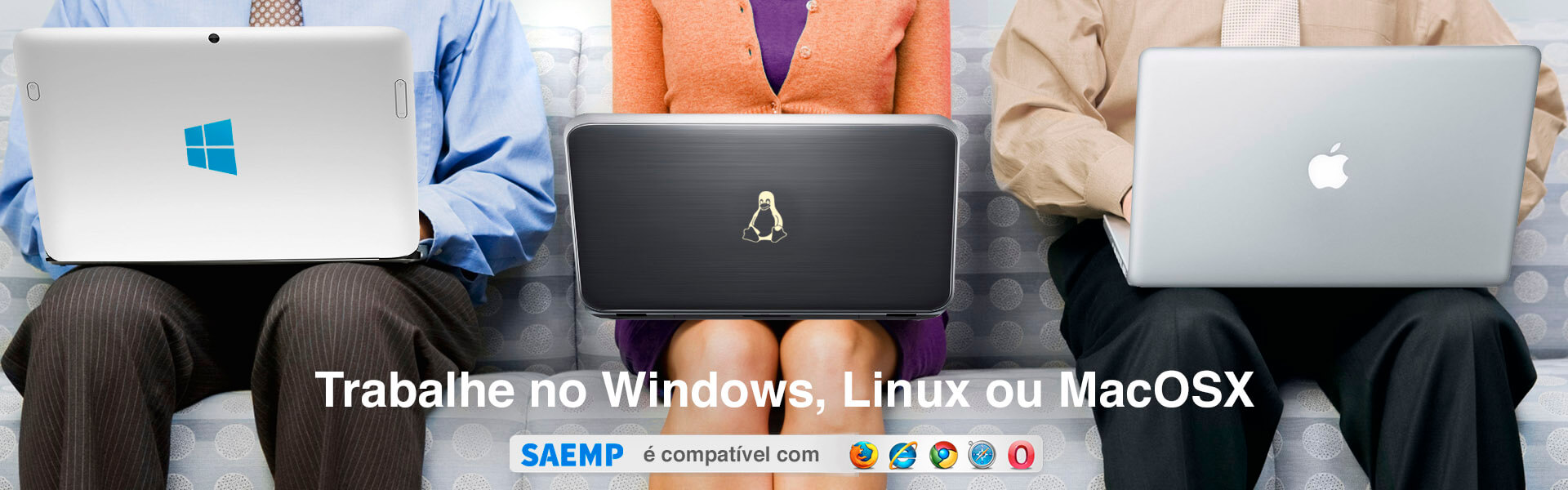Linux, Windows ou Mac